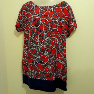 2 for $25- M&S Blouse, CA Size 8